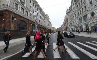 В каких случаях могут оштрафовать за пешехода?