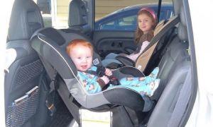 Способы крепления детского автокресла