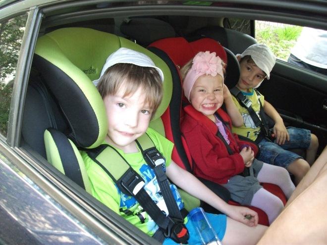 Перевозка детей