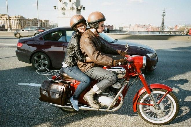 Когда на мотоцикл не нужны