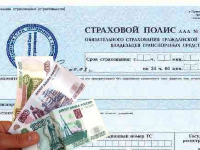 Документы для страховки