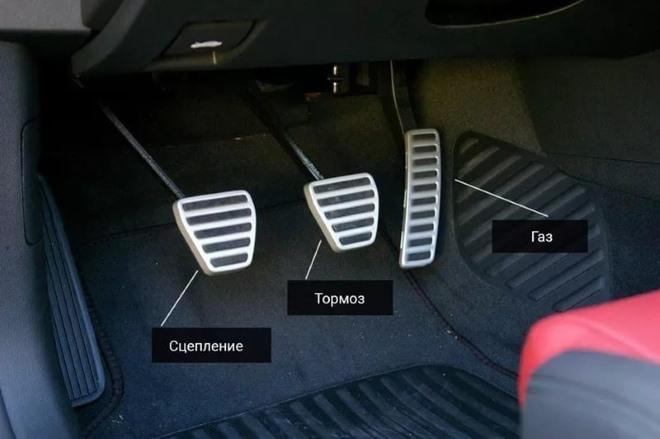 Инструкция по езде на механике