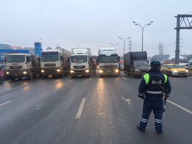 Штраф за ОСАГО на грузовик