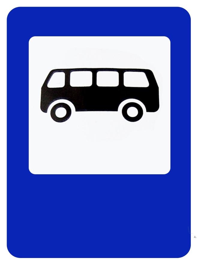 Парковка на автобусной остановке