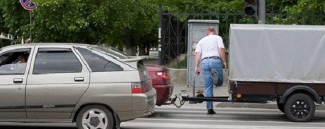 Штраф за парковку на пешеходном переходе