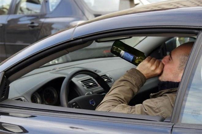 Передача руля пьяному водителю