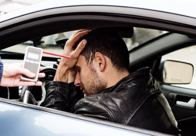 Передача управление нетрезвому водителю