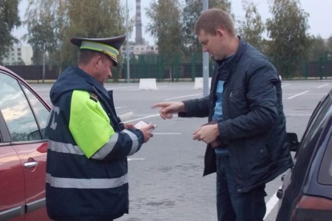 Права инспектора ГИБДД