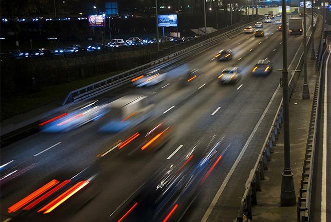 Штраф за превышения скорости