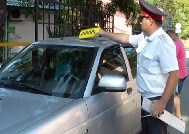 Такси без лицензии штраф 2019