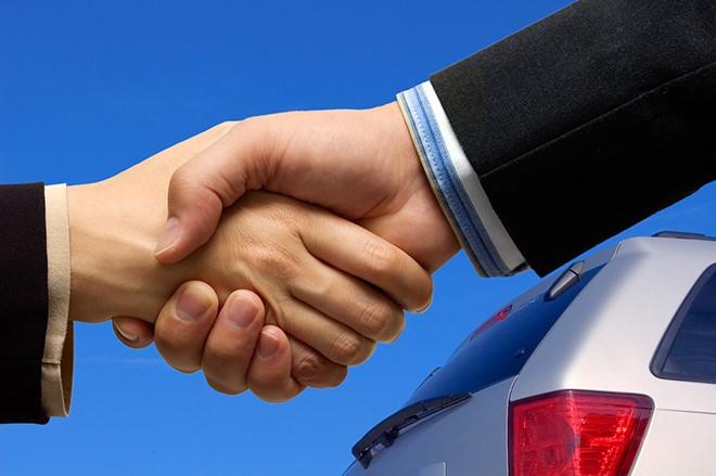 Управление автомобилем без доверенности