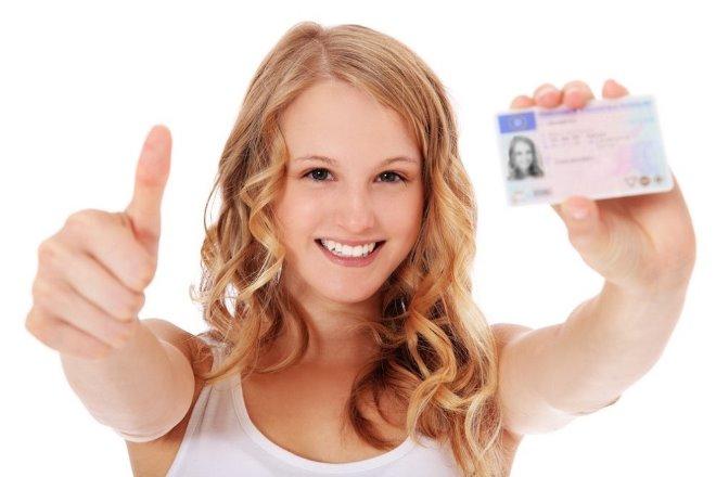 Оформление Белорусских водительских прав