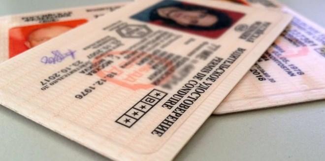 Документы для замены прав в МФЦ