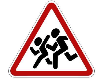Дорожные знаки в картинках для детей