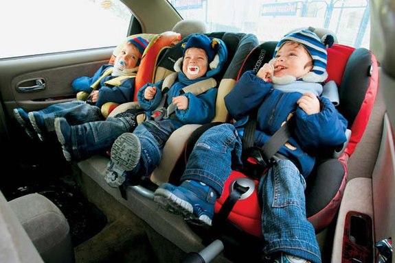 Изменение ПДД при перевозке детей