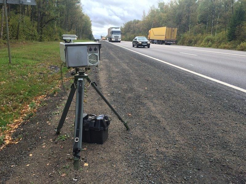 Камеры треноги